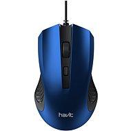 Havit Gamenote MS752, černomodrá - Myš