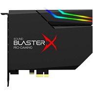 Creative Sound BlasterX AE-5 Plus - Zvuková karta