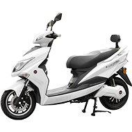 HECHT EQUIS bílá - Elektrická motorka