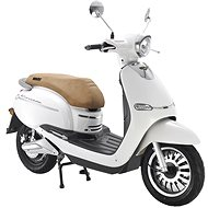 HECHT CITIS bílá - Elektrická motorka