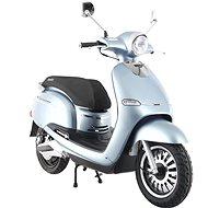 HECHT CITIS stříbrná - Elektrická motorka