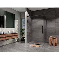 Lansanit rectangular shower enclosure Alvaro SZD11-B + SPZD80-B - Shower Enclosure