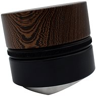 Push Tamper/Coffee Distributor - Wenge CD/PT: Coffee Distributor nerez 58.6mm - Tamper na kávu