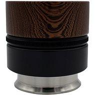 Push Tamper/Coffee Distributor - Wenge CD/PT: Push Tamper flat nerez 58.6mm - Tamper na kávu