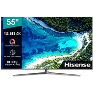 "55"" Hisense 55U8QF - Televize"