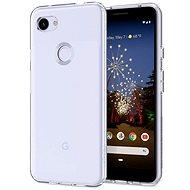 Kryt na mobil Hishell TPU pro Google Pixel 3a čirý