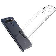 Hishell TPU pro LG K51S čirý - Kryt na mobil