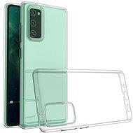Hishell TPU pro Samsung Galaxy S20 čirý