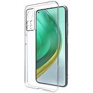 Kryt na mobil Hishell TPU pro Xiaomi Mi 10T Pro čirý
