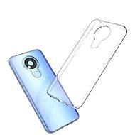 Hishell TPU pro Nokia 3.4 čirý - Kryt na mobil