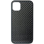 Hishell Premium Carbon pro iPhone 11 černý - Kryt na mobil