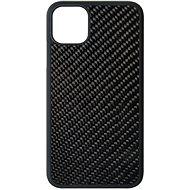Hishell Premium Carbon pro iPhone 11 Pro Max černý - Kryt na mobil