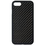 Hishell Premium Carbon pro iPhone 7 / 8 / SE 2020 černý - Kryt na mobil