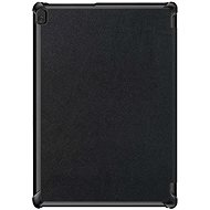 Hishell Protective Flip Cover for Lenovo TAB M10 10.1, Black