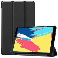 Hishell Protective Flip Cover pro Lenovo TAB M8 černé - Pouzdro na tablet