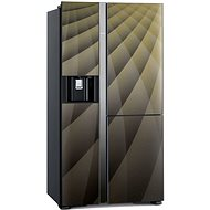 HITACHI R-M700AGPRU4X (DIA) - Americká lednice