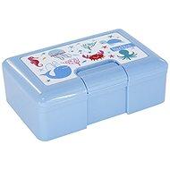 H&L  Animals modrý - Svačinový box