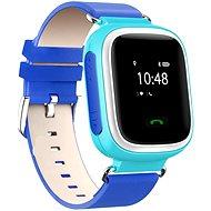 Helmer LK 702 modré - Dětské hodinky
