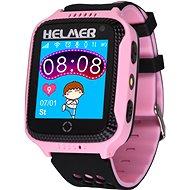 Helmer LK 707, růžové - Chytré hodinky