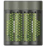 GP Speed M451 + 4 × AA ReCyko 2700 - Battery Charger