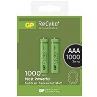 GP ReCyko 1000 (AAA) 2ks - Nabíjecí baterie