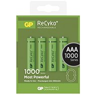 GP Recyko HR03 (AAA) 930mAh 4ks - Nabíjecí baterie