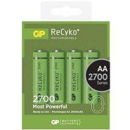GP Recyko HR6 (AA) 2700mAh 4ks - Nabíjecí baterie