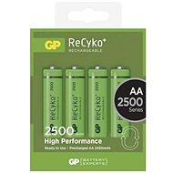 GP ReCyko 2500 (AA) 4ks - Nabíjecí baterie