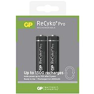 GP ReCyko Pro HR6 (AA) 2000mA 2ks - Nabíjecí baterie