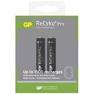 GP ReCyko Pro HR03 (AAA) 800mAh 2ks - Nabíjecí baterie