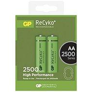 GP ReCyko+ HR6 (AA) 2500mAh 2ks - Nabíjecí baterie