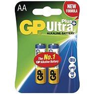 GP Ultra Plus LR6 (AA) 2ks v blistru - Jednorázová baterie