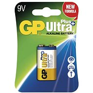 GP Ultra 6LF22 (9V) 1ks v blistru - Baterie