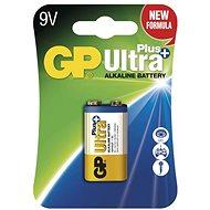 GP Ultra 6LF22 (9V) 1ks v blistru - Jednorázová baterie