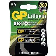 GP FR6 (AA) lithiová 2ks v blistru - Jednorázová baterie