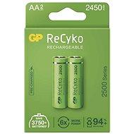 GP ReCyko 2500 AA (HR6), 2 ks - Nabíjecí baterie