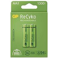 GP ReCyko 1300 AA (HR6), 2 ks - Nabíjecí baterie