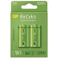 GP ReCyko 3000 C (HR14), 2 ks - Nabíjecí baterie