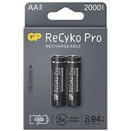 GP ReCyko Pro Professional AA (HR6), 2 ks - Nabíjecí baterie