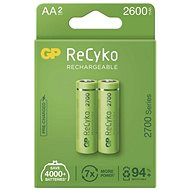 GP ReCyko 2700 AA (HR6), 2 ks - Nabíjecí baterie