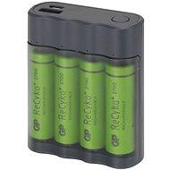 GP Charge AnyWay 2v1 3400mAh šedá - Nabíječka akumulátorů