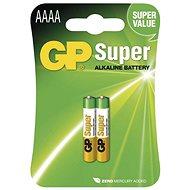 Jednorázová baterie GP Alkalická speciální baterie GP 25A (AAAA, LR8), 2 ks