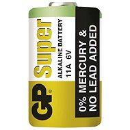 GP Alkalická speciální baterie 11AF (MN11) 6V - Jednorázová baterie