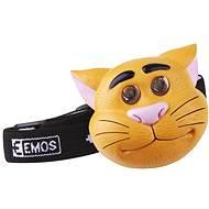 Emos kočka - Čelovka