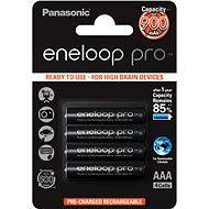 Panasonic Eneloop Pro AAA NiMh 900mAh 4pcs - Rechargeable battery