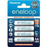 Panasonic eneloop AA 1900mAh 4ks - Nabíjecí baterie