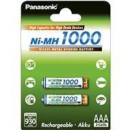 Panasonic NiMH AAA 930mAh 2ks - Nabíjecí baterie