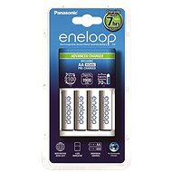 Panasonic Advanced Charger + eneloop AA 1900mAh 4ks - Nabíječka