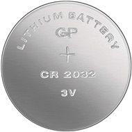 GP Lithiová knoflíková baterie GP CR2032 - Knoflíkové baterie