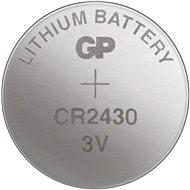 GP Lithiová knoflíková baterie GP CR2430 - Knoflíkové baterie